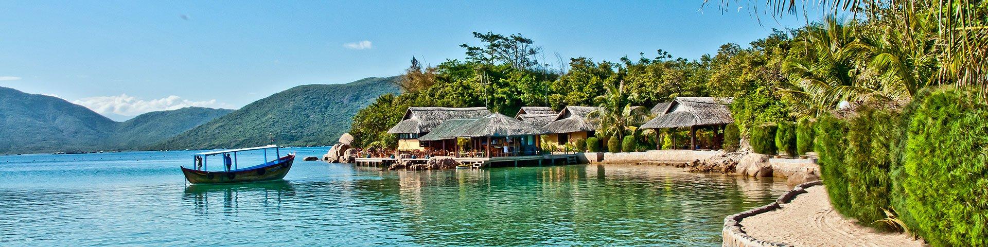 Ile de la Baleine Vietnam