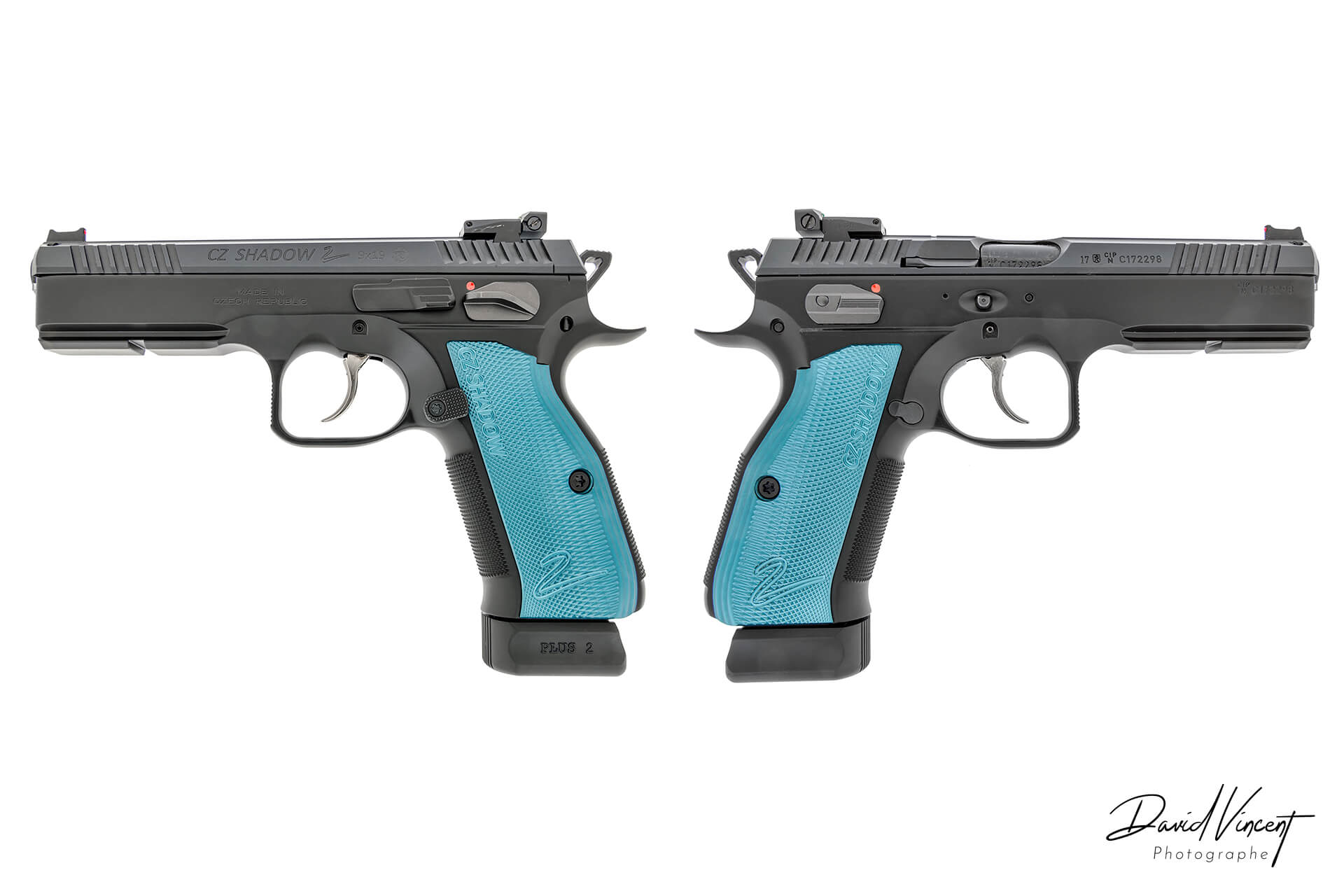 CZ Shadow 2 - Photographe d'armes à feu
