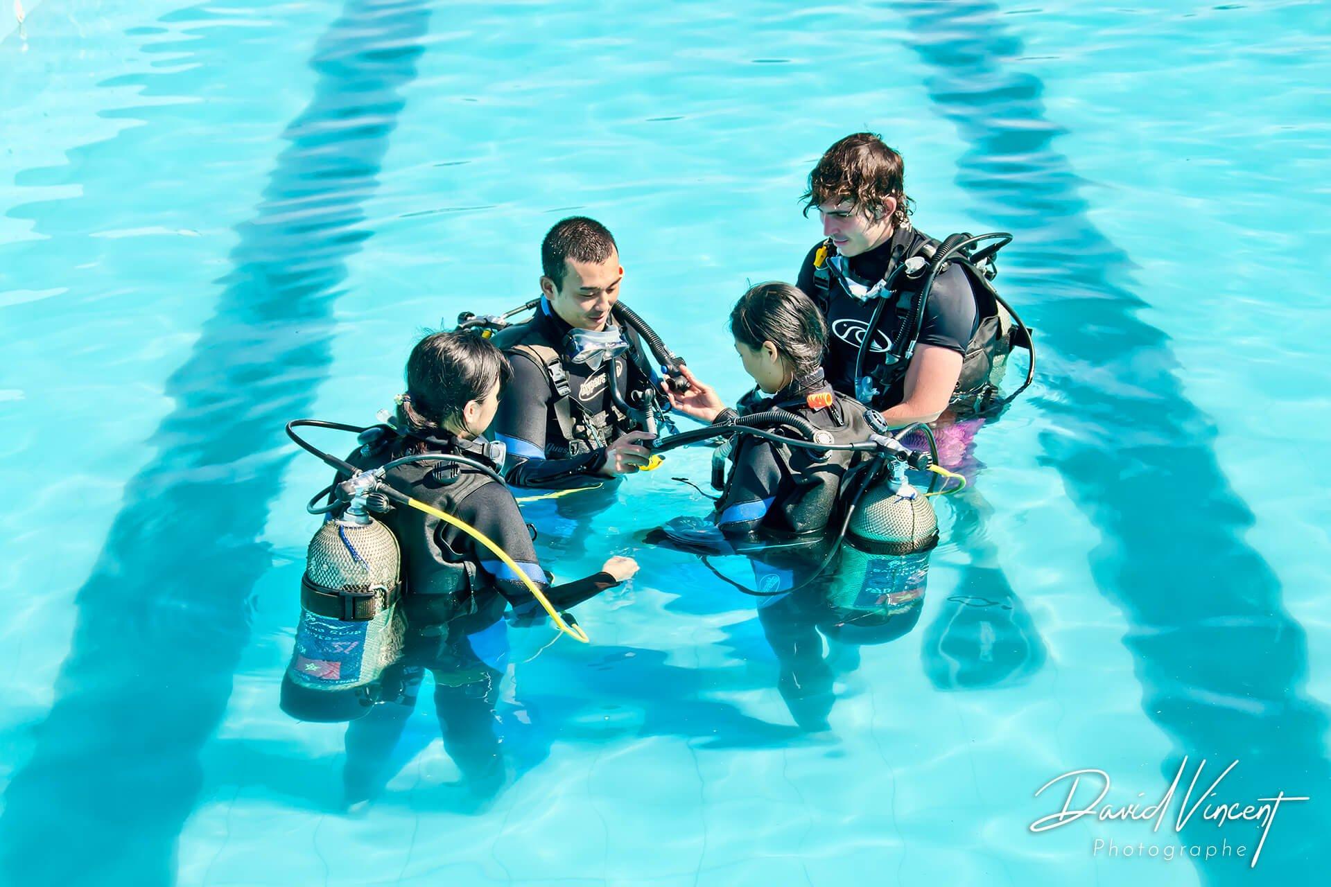 Dive Center Photographer