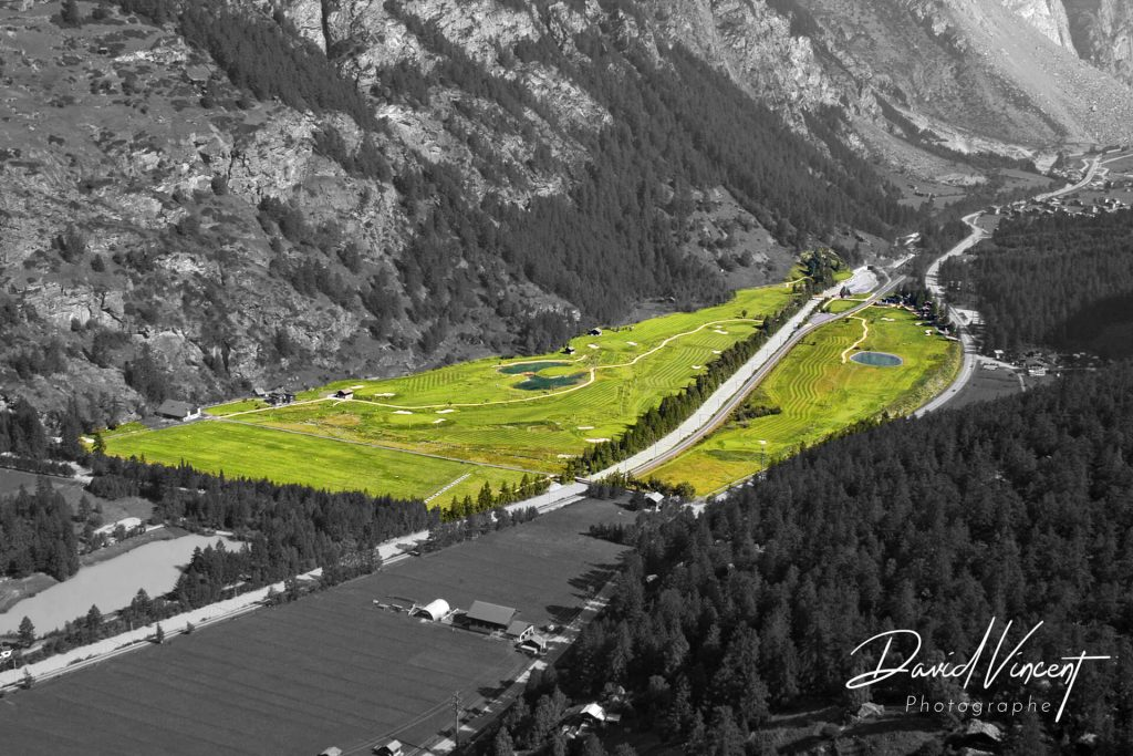 Professional Photographer for Golf Club