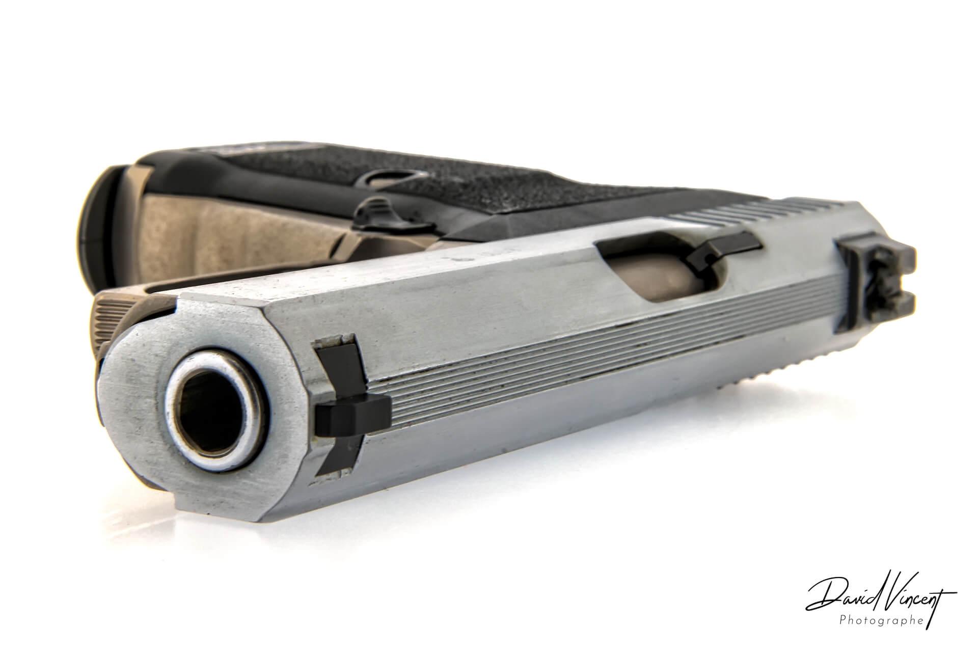 Heckler& Koch P7-M13 - Photographe d'armes à feu