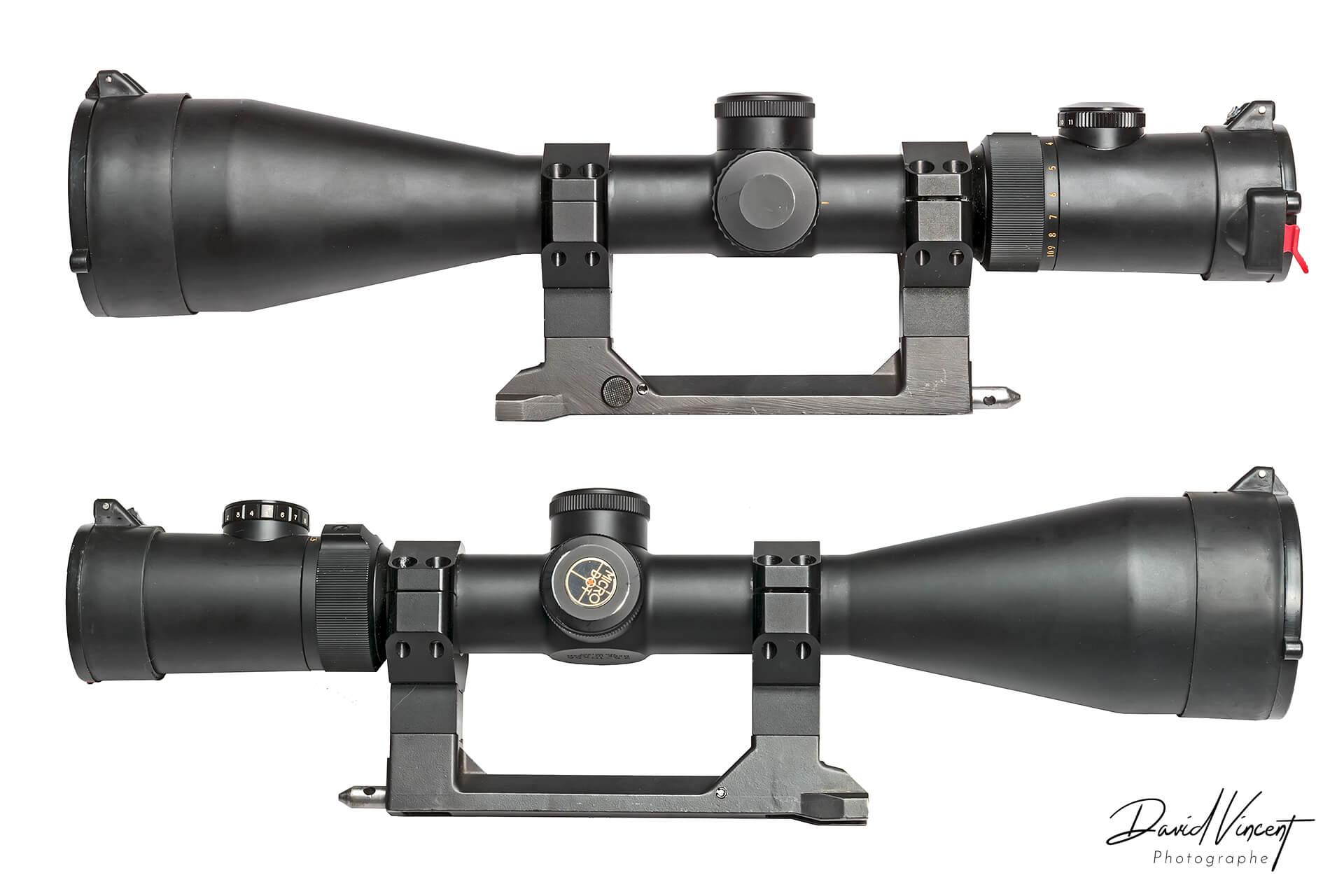 MicroDot - Photographe d'armes à feu