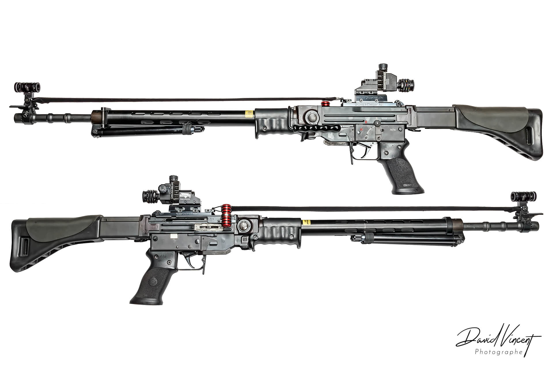 Swiss FAS57 Firearms Photographer