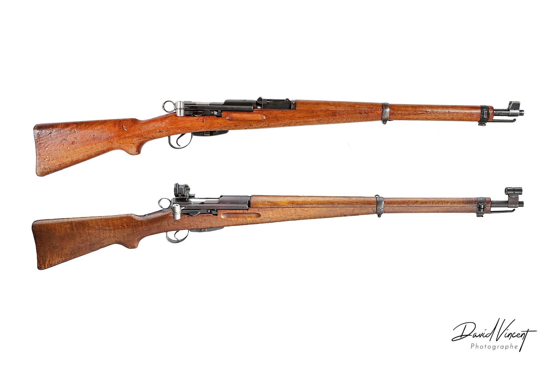 Swiss K31 Firearms Photographer