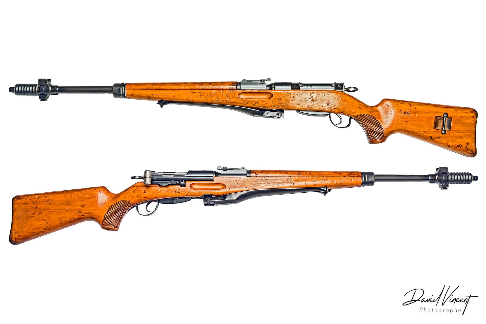 Swiss K55 Firearms Photographer