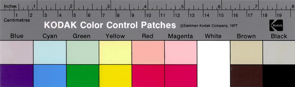 kodak-color-control-patches